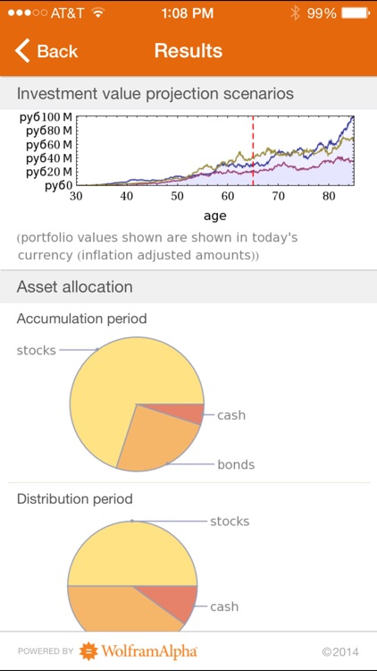 Wolfram Investment Calculator Reference App screenshot-2