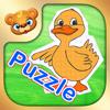 Puzzle dla Dzieci -Gra Edukacyjna dla Najmłodszych