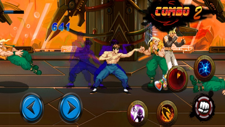 Kung Fu Street Fighter: The Crime City screenshot-4