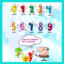 Count In English Learn Number For Kids