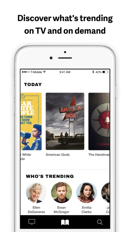 TV Guide App - TV Shows, Movies and News by Zeen
