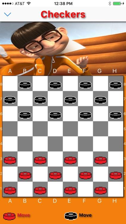 Checkers - Professional version