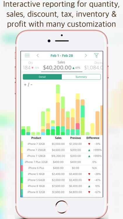 SIM - Offline Point of Sale & Inventory Management screenshot-4