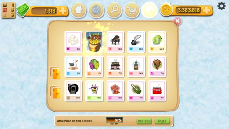 PackRat Card Collecting Game screenshot-4