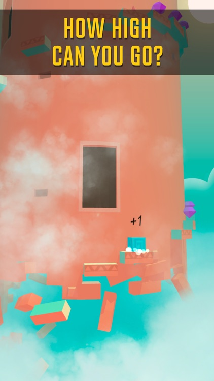 Falling Tower screenshot-1