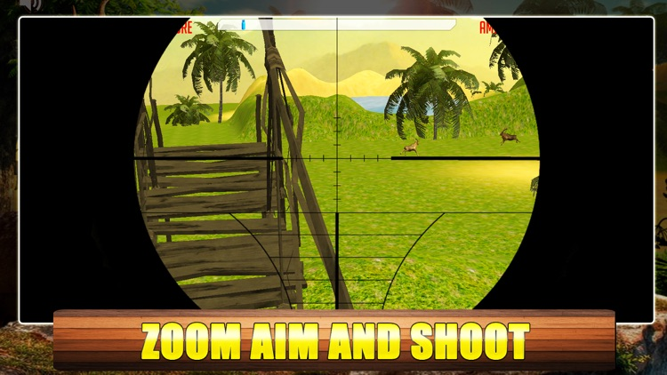Big Deer Hunting Game : Sniper Forest Hunt Pro screenshot-4