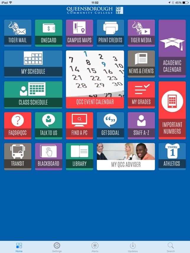 Queensborough Community College Campus Map.Queensborough Connect On The App Store