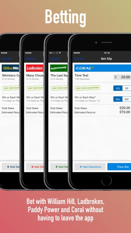 Racing Post - Horse Racing Betting, Cards and Tips