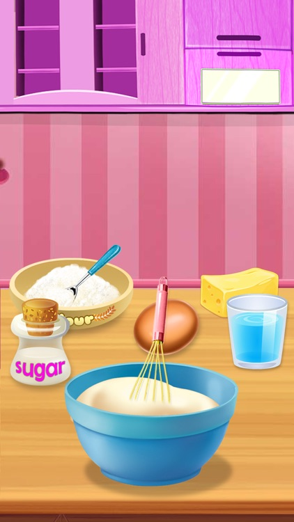 Make Donut Sweet Cooking Game