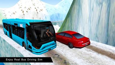 オフロードバスドライビングシミュレータ冬季のおすすめ画像5