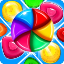 Yummy Cookie Blast - Match 3 Jelly Sugar Crush