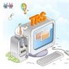 경기도 의사소통원격지원센터 TRS 메신저
