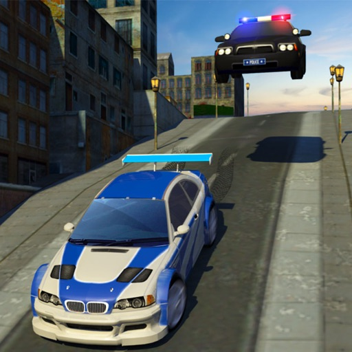 Police Car Chase Bandits: Escape Robbery Mission By Techving