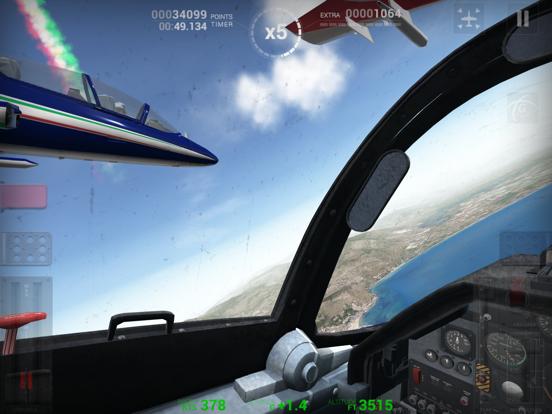 Frecce Tricolori Flight Simulator screenshot 9