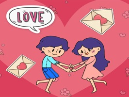 Cute - Valentine's Day Stickers
