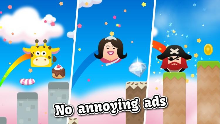 Jump Birthday Party - Free Endless Jumping Ninja screenshot-0