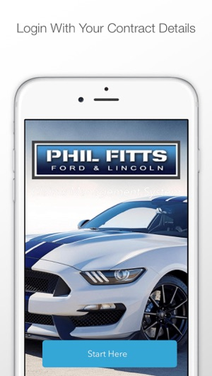 Phil Fitts Ford >> Phil Fitts Ford Service On The App Store