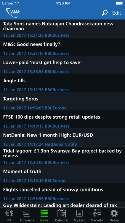 Worldwide Currencies – FX, Rates and News screenshot-4