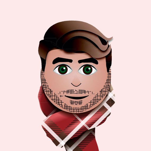 Chris Young Holiday Emojis