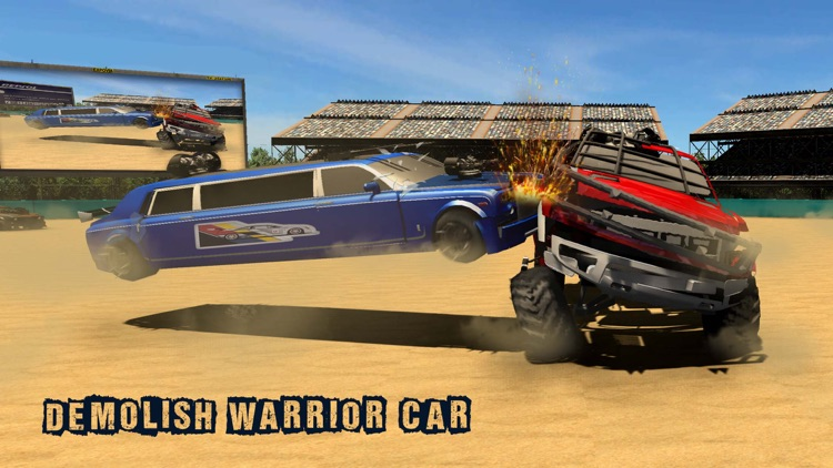 Limo Xtreme Demolition Derby – Death Racing screenshot-4