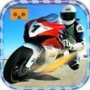VR Race Moto GP. Crazy bike stunts virtual Reality
