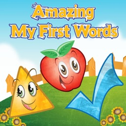 My First Words - Shapes and Fruits