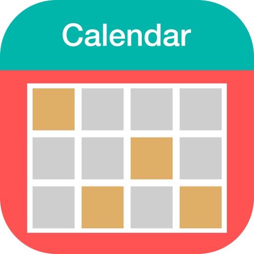 Birthday Calendar Reminder & Countdown