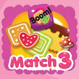 cookie farm saga : match 3