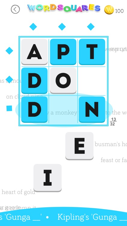 Word Squares Crossword Puzzles
