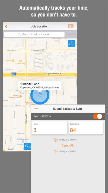 Easy Hours - Timesheet & Time Tracking By Job screenshot-4