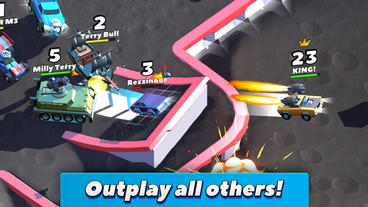 Crash of Cars screenshot-4