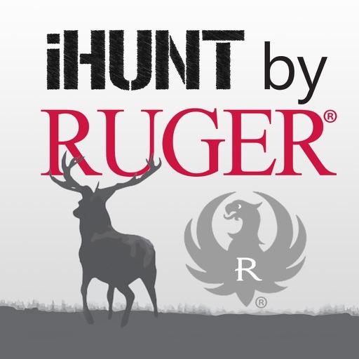 iHunt By Ruger Hunting Calls Fish & Solunar Tables app logo