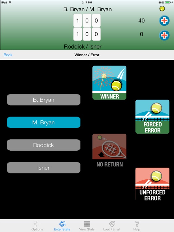 My Tennis Stats HD screenshot-4