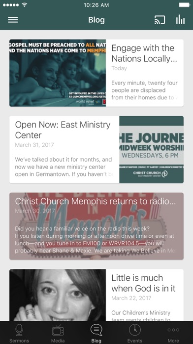 Christ Church Memphis screenshot 3
