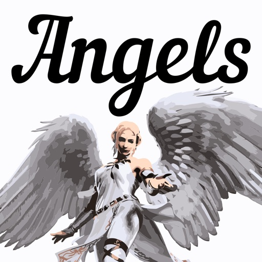 Angels sticker pack
