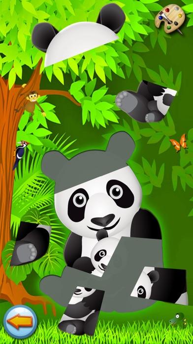 ペット:ぬりえ動物、子供のためのゲーム 赤ちゃん - 無料スクリーンショット2