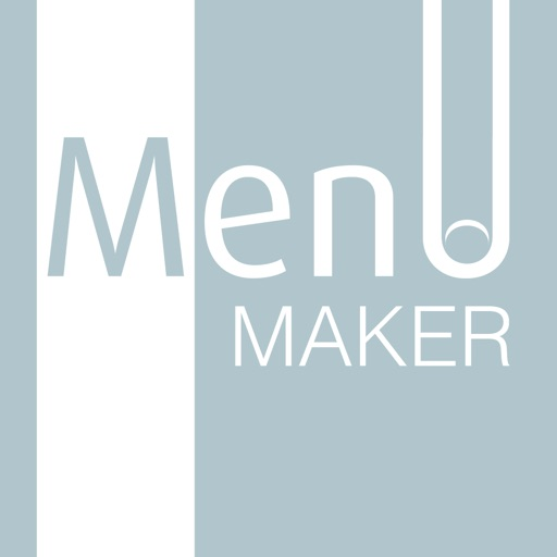 Menu Maker - Restaurants eMenu