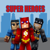 SuperHero SKINS App for Minecraft PE - MCPE Skins - wenxing you