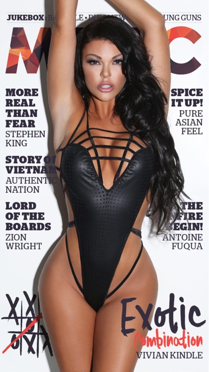 Absolutely Manic Magazine screenshot-3