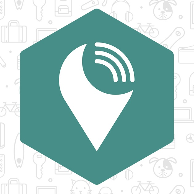 how to find lost keys app