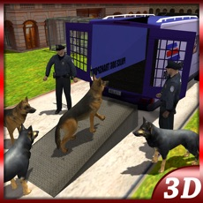 Activities of Police Dog Transporter truck – Police Cargo Sim
