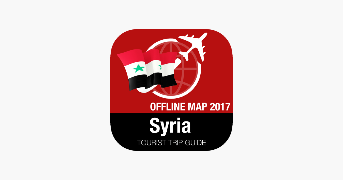 Syria Tourist Guide Offline Map On The App Store