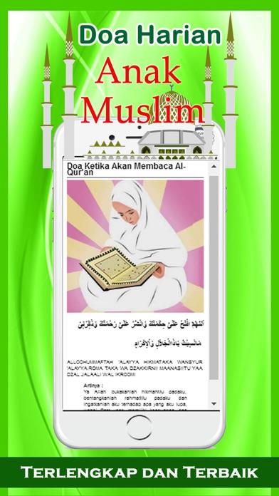 Doa Harian Anak Muslim 4