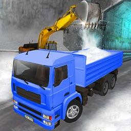 Multi-Level Offroad Construction Simulator 2016