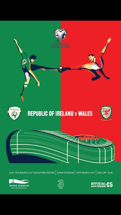 FAI Republic of Ireland screenshot 1