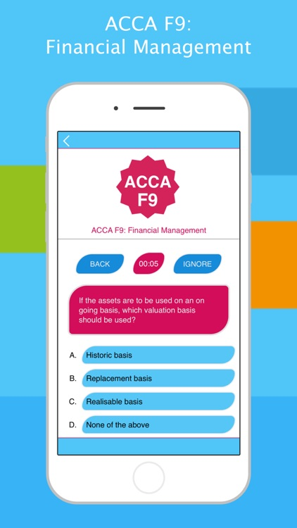 ACCA F9: Financial Management