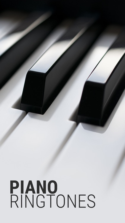 Piano Ringtones & Songs - Free Melodies for iPhone