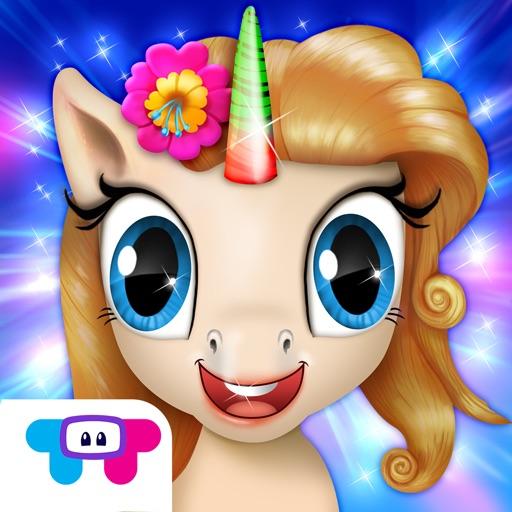 Pony Care Rainbow Resort - Enchanted Fashion Salon