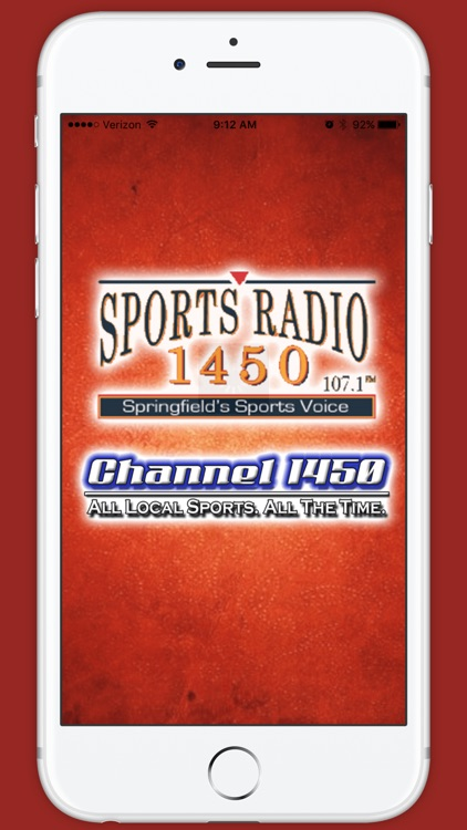 Springfield's Sports Voice