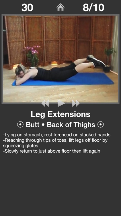 Daily Butt Workout Lite